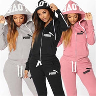 Two Piece Set Tracksuits For Girls - Shop For Gamers