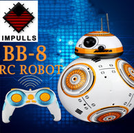 BB-8 Ball Star Wars RC Robot Toy - Shop For Gamers