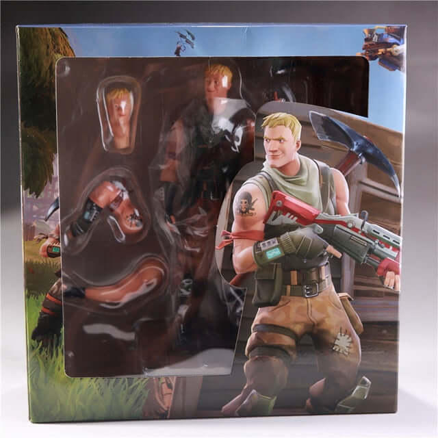 Fornite Battle Royale Action Figure - Shop For Gamers