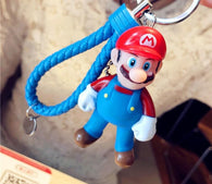Super Mary Mario Mini Resin Model Keychain - Shop For Gamers