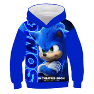 Sonic the Hedgehog Hoodie - Shop For Gamers