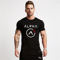 Alpha Brand Clothing Fitness T-Shirt - Shop For Gamers