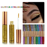 10 Color Glitter Liquid Eyeliner - Shop For Gamers