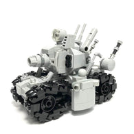 Metal Slug Tank Toy Figure - Shop For Gamers