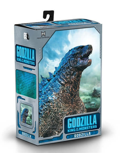 Burning Godzilla Action Figure - Shop For Gamers