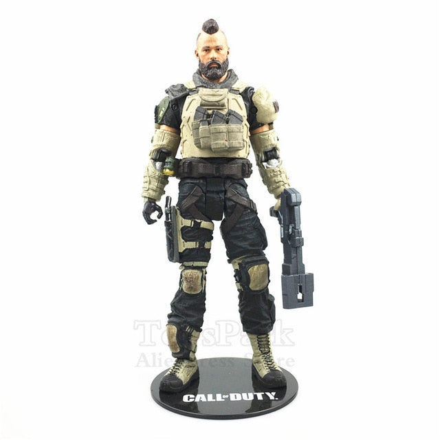 COD Call Duty Black Ops Game Action Figures - Shop For Gamers