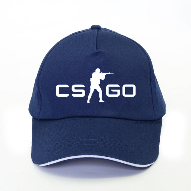 CS GO Game Baseball Cap - Shop For Gamers