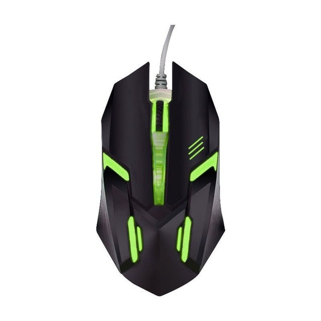 Cliry 1600 DPI Wired Gaming Mouse - Shop For Gamers