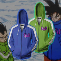 Dragon Ball Super Jacket Hoodie - Shop For Gamers