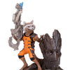 Toy Guardians Of The Galaxy Groot Rocket Raccoon Action Figure - Shop For Gamers