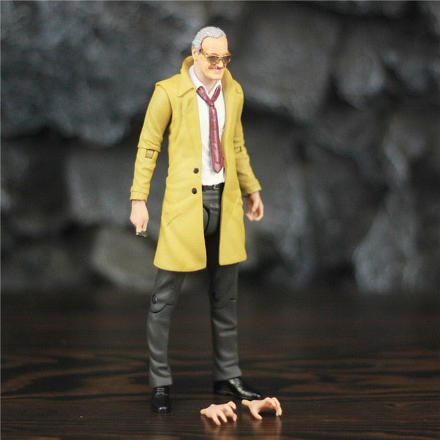 Stan Lee Action Figure - Shop For Gamers