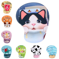 Cute Cartoon Non-Slip Mouse Pad - Shop For Gamers