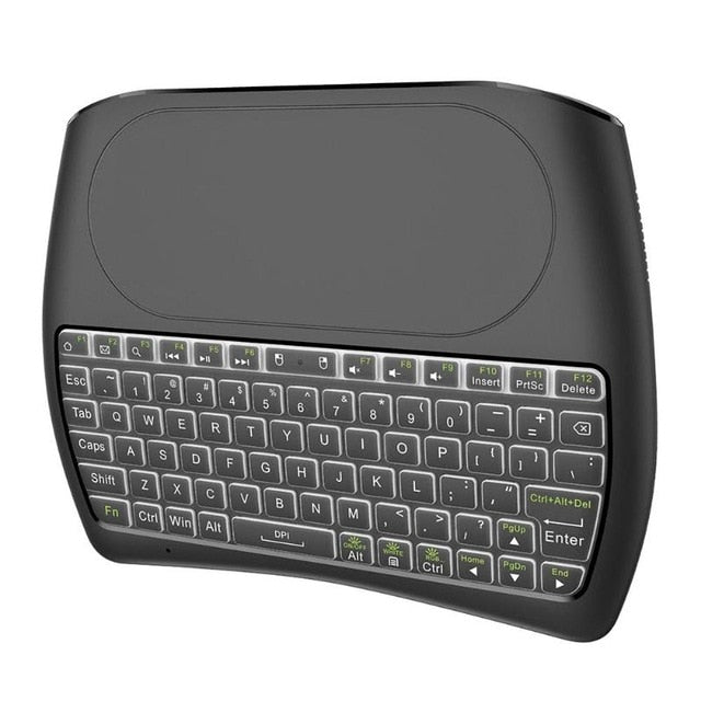 D8 2.4G Wireless Mini Keyboard - Shop For Gamers