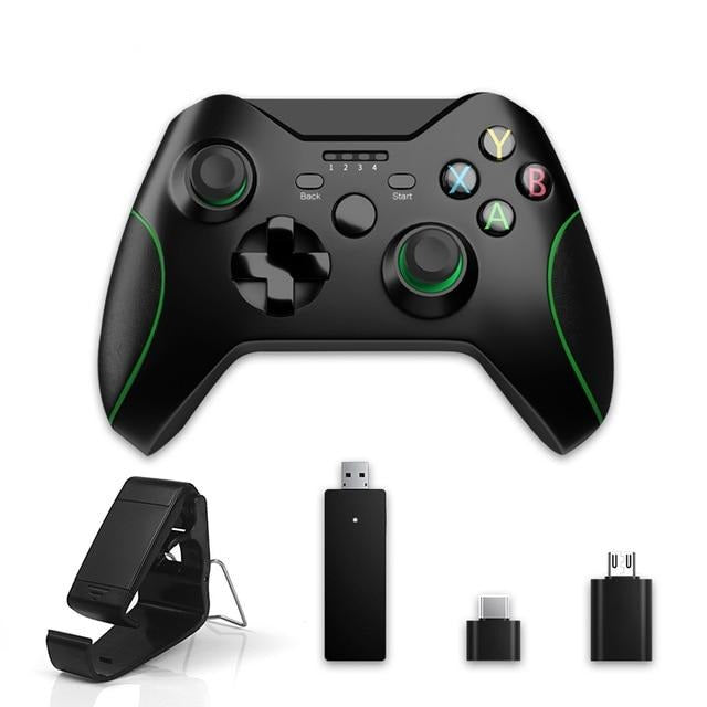DATA FROG 2.4G Wireless Game Controller - Shop For Gamers