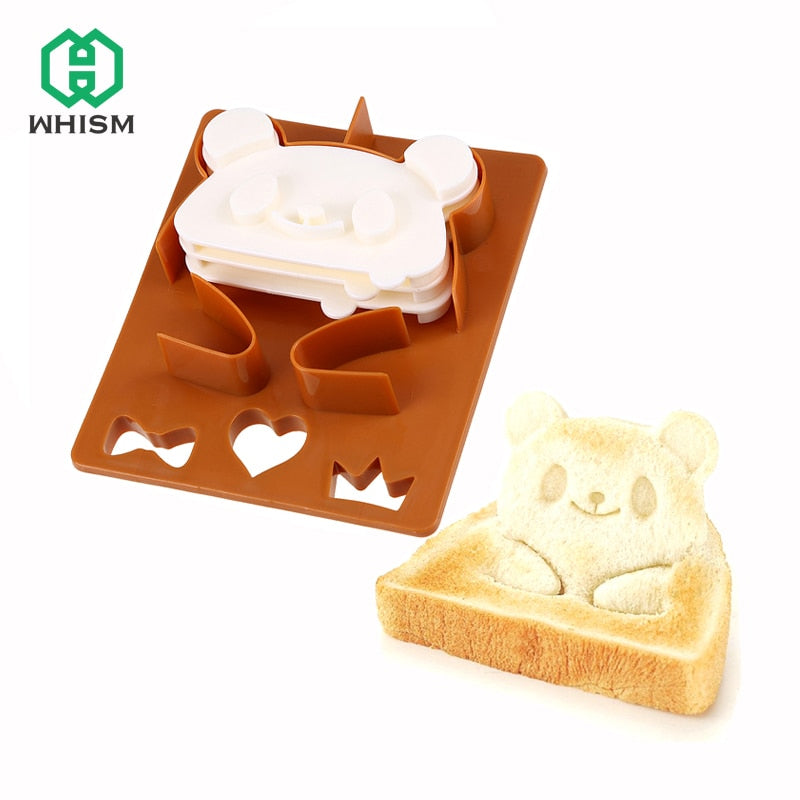 Bear Sandwich Shaper - Shop For Gamers