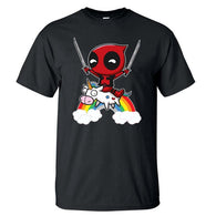 Deadpool Men T Shirt Funny