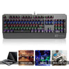 Delux KM06 led mechanical Gaming Keyboard - Shop For Gamers