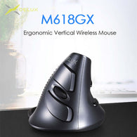 Delux M618 GX Wireless Mouse - Shop For Gamers