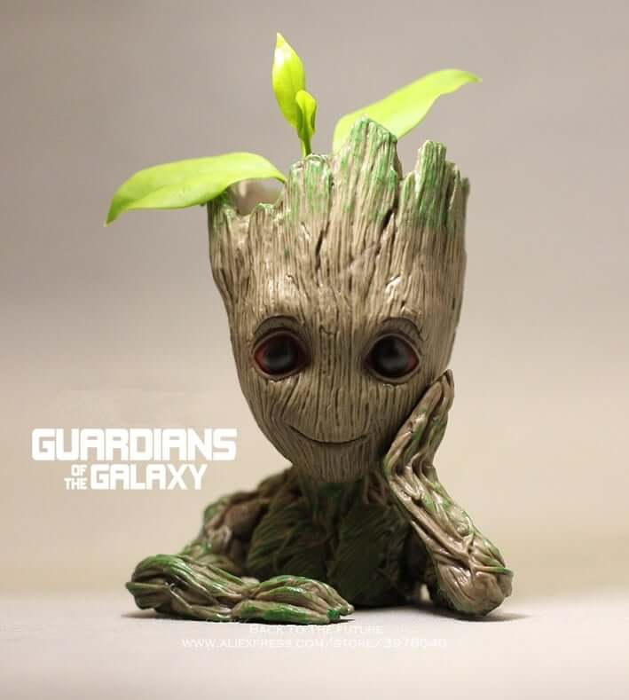 Groot Tree Man 13cm Action Figure - Shop For Gamers