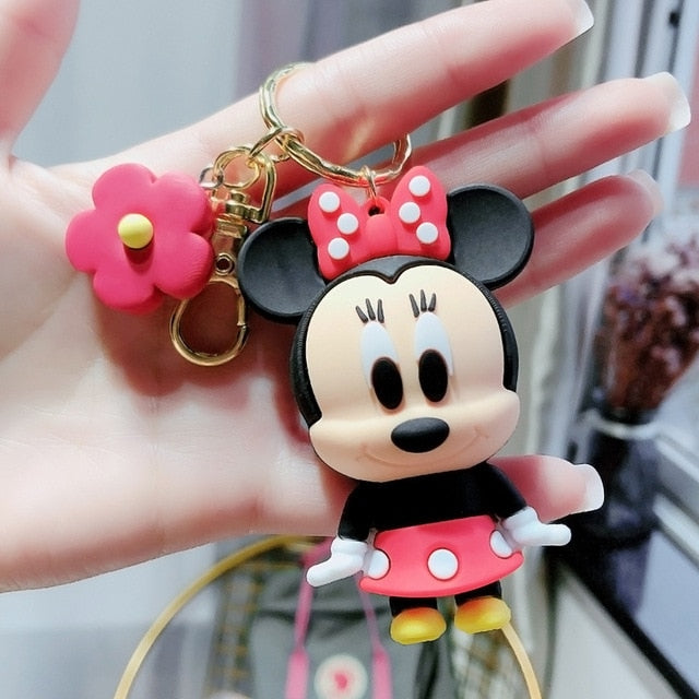 Disney Cute Cartoons Keychain - Shop For Gamers