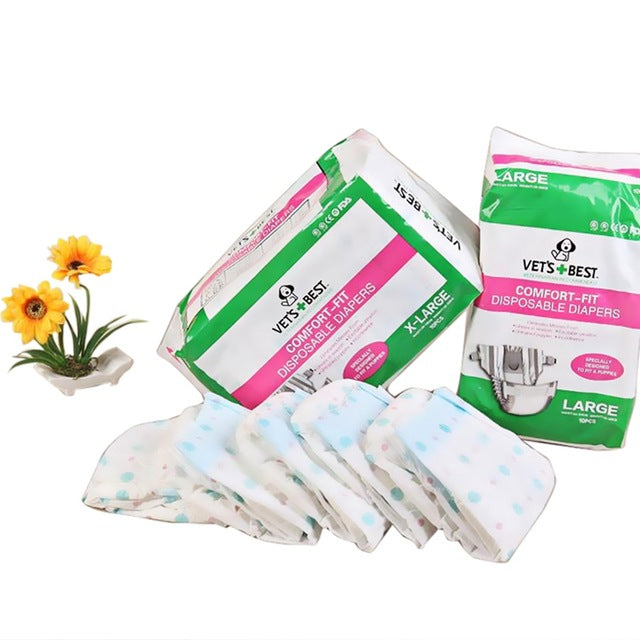Dog Diaper Female Super Soft And Comfortable - Shop For Gamers