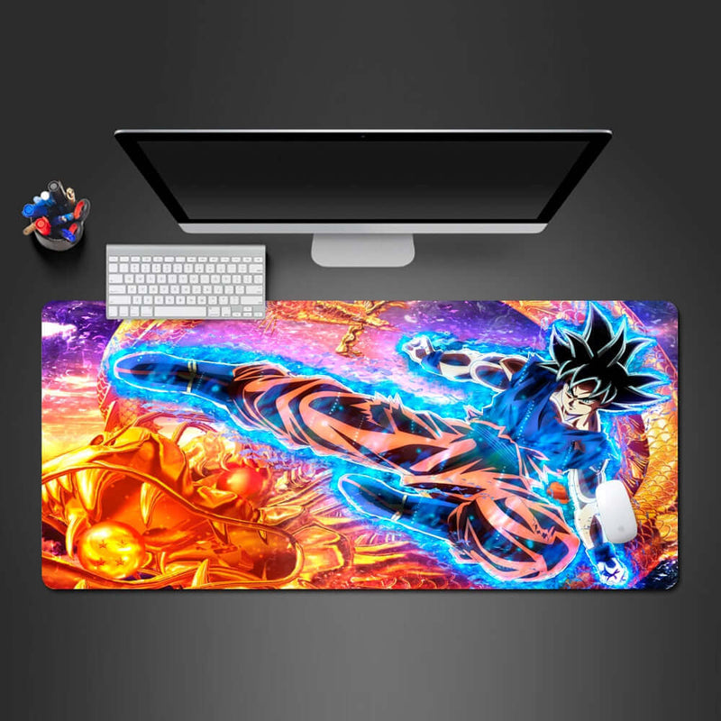 Dragon Ball Super Cool Mouse Pad - Shop For Gamers
