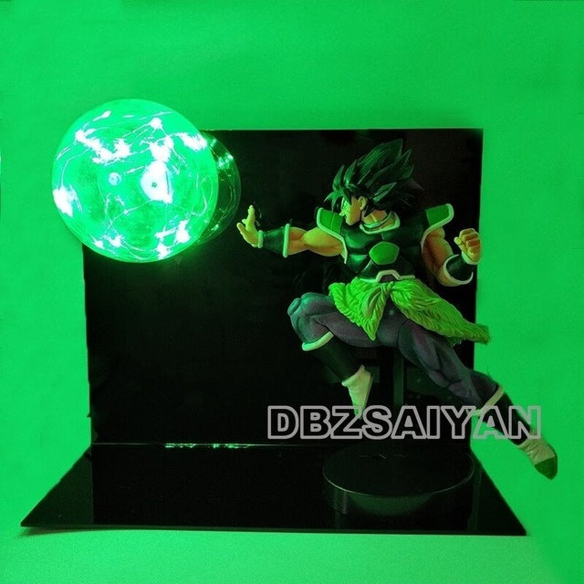 Dragon Ball Characters LED Lamp - Shop For Gamers