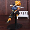 Dragon Ball Z Super Saiyan Trunks PVC Action Figure - Shop For Gamers