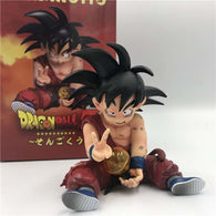 Dragon Ball Injured Kid Goku Action Figure - Shop For Gamers