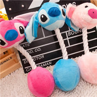 3 Cartoon Pet Products Plush Toys - Shop For Gamers