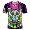 Rick and Morty By Jm2 Art 3D T-Shirts - Shop For Gamers