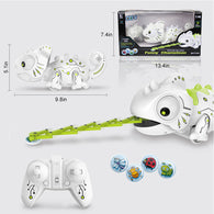 RC Chameleon Intelligent Robot Toy - Shop For Gamers