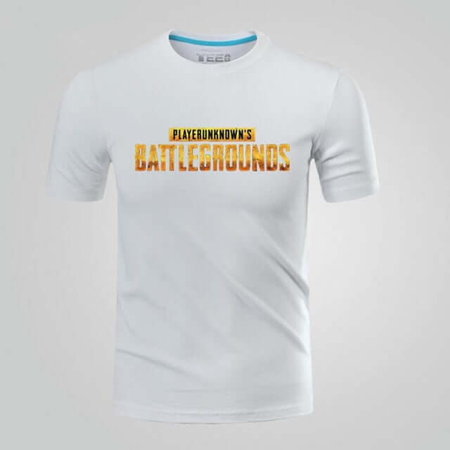 PUBG Game Woman Man T-Shirt - Shop For Gamers