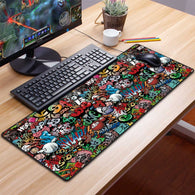 Extra Large Anti-Slip Gaming Mouse Pad - Shop For Gamers