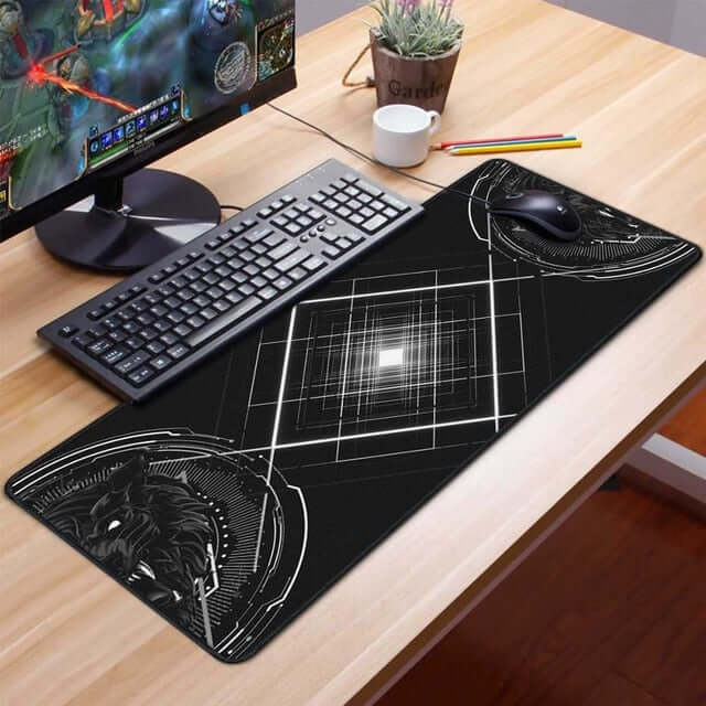 Extra Large Gaming Mouse Pad - Shop For Gamers