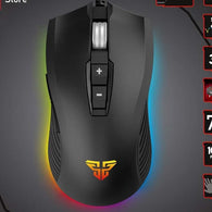 FANTECH X14S Optical Wired Gaming Mouse - Shop For Gamers