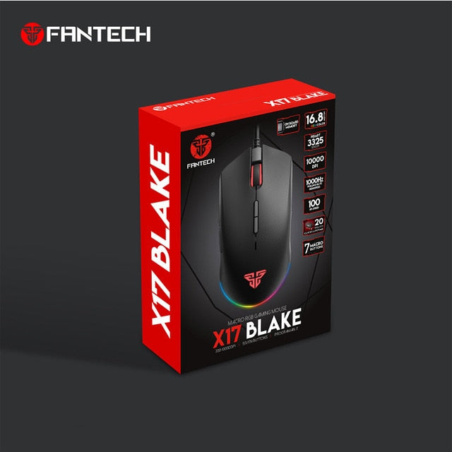 FANTECH X17 Gaming Mouse - Shop For Gamers