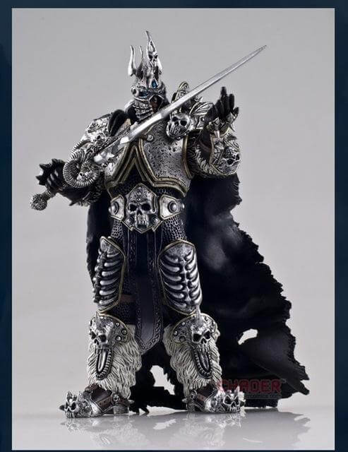 The Lich King Action Figure - Shop For Gamers