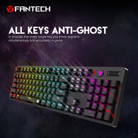 Fantech MK851 Gaming Keyboard - Shop For Gamers