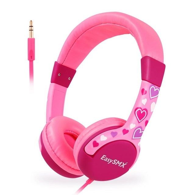 EASYSMX Candy Color Kids Headphone - Shop For Gamers