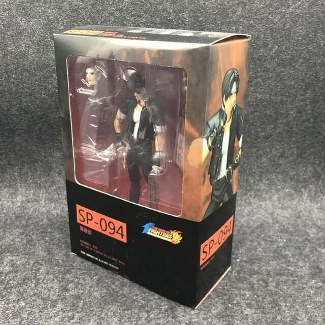 King Of Fighters Kyo Kusanagi & Iori Yagami Action Figure - Shop For Gamers