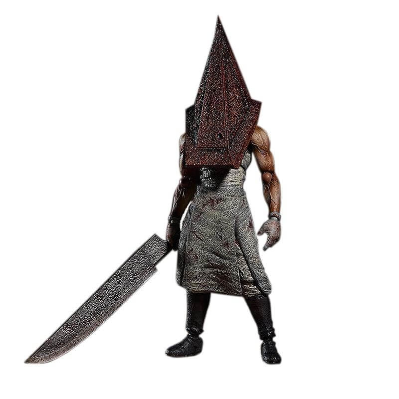 Silent Hill 2 Red Pyramid PVC Action Figure - Shop For Gamers