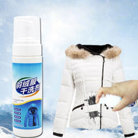 Waterless Clothing Cleansing Foam - Shop For Gamers