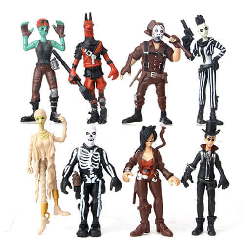 Fortnite Game PVC Action Figures - Shop For Gamers