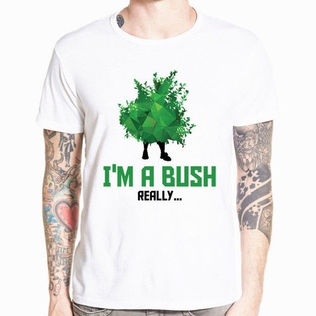 Fortnite I'm a Bush T-Shirt - Shop For Gamers