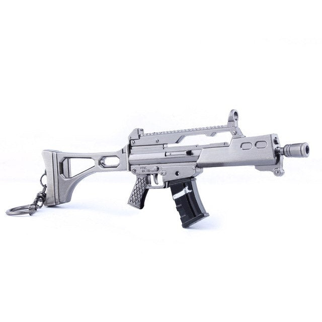 Fortnite Keychain Weapon BULLPUP BURST Model - Shop For Gamers