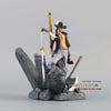 Anime One Piece Dracule Mihawk PVC Action Figure - Shop For Gamers