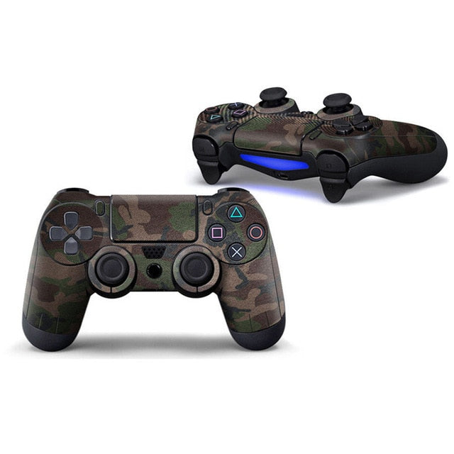 Skin Stickers for Sony PS 4 Controller - Shop For Gamers