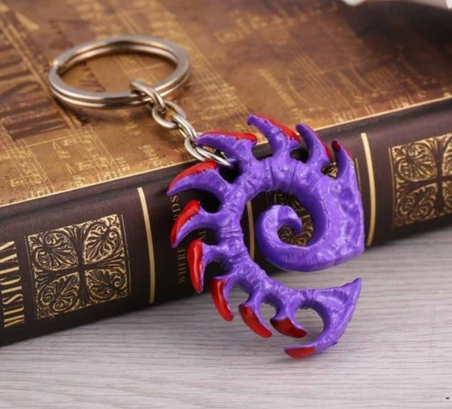 Starcraft Game KeyChain - Shop For Gamers