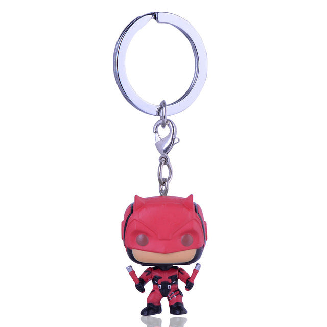 Harri Potter & Marvel Heroes Key Chain - Shop For Gamers